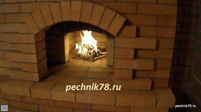 печь с лежаком в Токсово