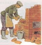 Отзывы о хороших печниках в Санкт-Петербурге и Ленинградской области по изготовлению кирпичных печей каминов частными мастерами.